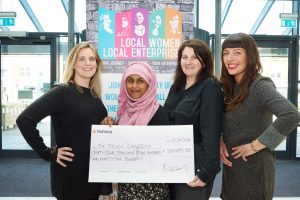 The Millin Charity secures funding with the NatWest Skills and Opportunities Fund