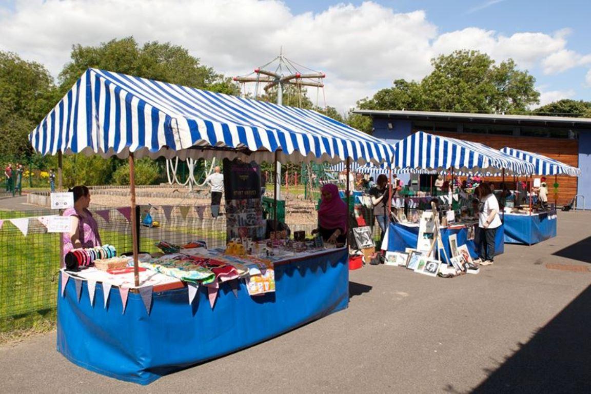 sponsor a market stall