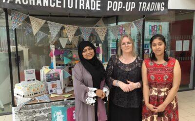 Local Women Local Enterprise launches a brand new Women's Enterprise Hub in Gateshead!